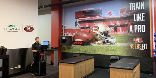 OrthoNorCal's 49ers Rehab & Performance Physical Therapy Center Open House @ 49ers Fit