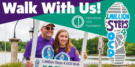 1 Million Steps 4 OCD Walk tickets