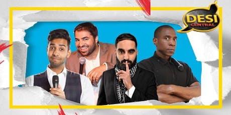 Desi Central Comedy Show : Wolverhampton tickets