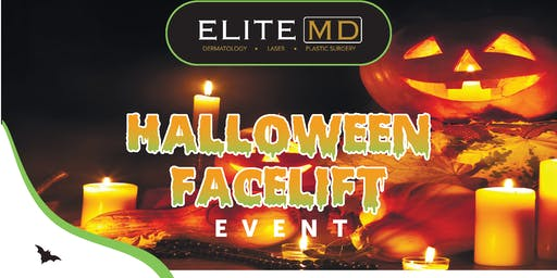 HALLOWEEN FACELIFT &  BOO-TOX EVENT