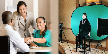 Las Vegas 11/7 CAREER CONNECT Profile & Video Resume Session tickets