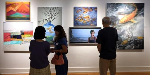 Gallery Reception: Visual Music & Drawn to Life