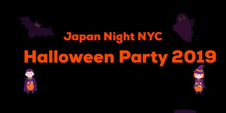 Halloween Party 2019 Japan→NYC tickets