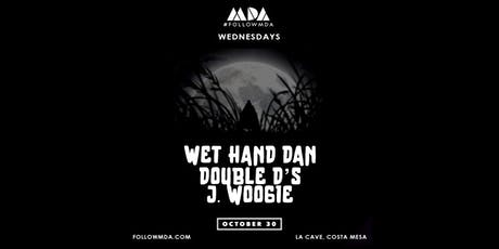 MDA Wednesdays Vampire Disco tickets