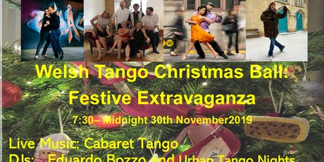 Welsh Tango Christmas Ball: Festive Extravaganza tickets