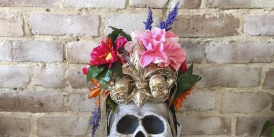 Boo You! :: Floral Headdress Workshop