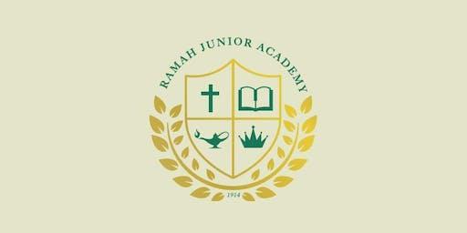 Ramah Junior Academy Benefit Banquet