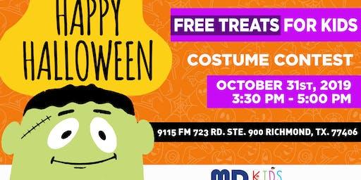 Halloween Fun for Kids- Richmond