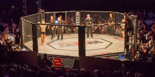 W2W MMA Fight Night - Saturday, Oct 19, 2019