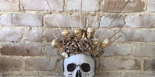 Boo You! :: Floral Headdress Workshop