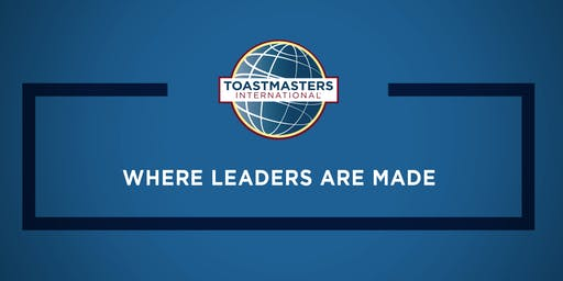 MACC Standing Ovation Toastmaster club Open House