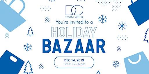 DC  Swim Week  Annual Holiday Party &  Bazaar 2019