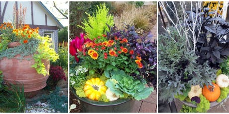 Demo: Fall Seasonal Containers tickets