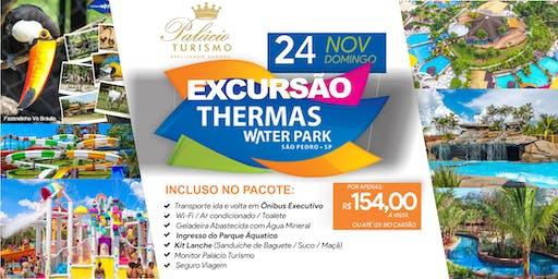 Excursão Thermas Water Park  24/11/2019