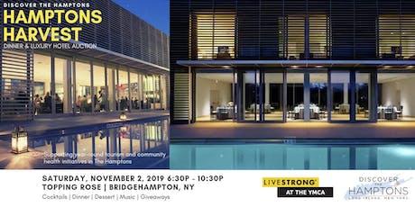 Hamptons Harvest Dinner tickets