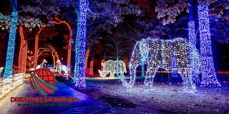Holiday Light Tour! (Campus Martius, Detroit Zoo, Downtown Rochester) tickets