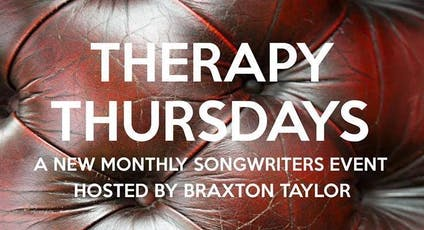 Therapy Thursday tickets