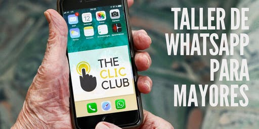 Taller Gratuito de Whatsapp para Mayores