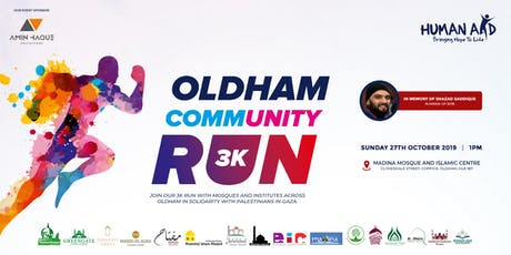 Oldham Community Run 2019 tickets