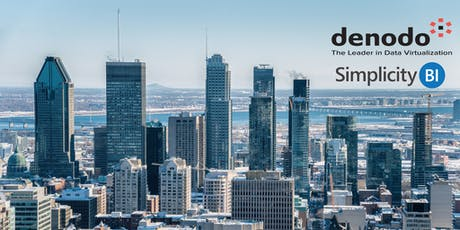 Accelerating Machine Learning and AI with Data Virtualization(Montreal) tickets