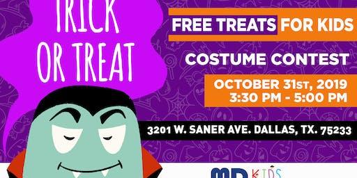 Halloween Fun for Kids- Saner