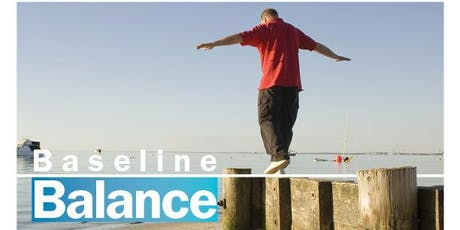 Baseline Balance 5-Session Series with Susanne Veder tickets