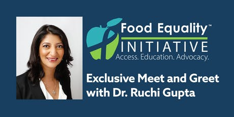 FEI Exclusive Discussion and Meet & Greet with Dr. Gupta tickets