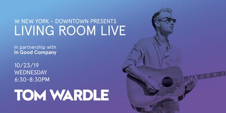 Tom Wardle / Living Room Live tickets