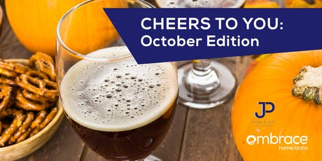 Cheers To You: October Edition tickets
