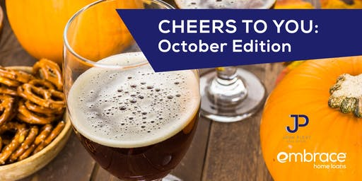 Cheers To You: October Edition