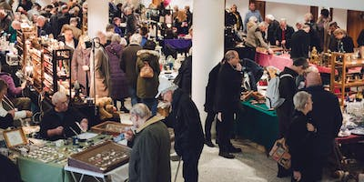 Antique Home & Vintage Fair - York Racecourse