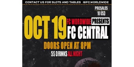 FC Central tickets