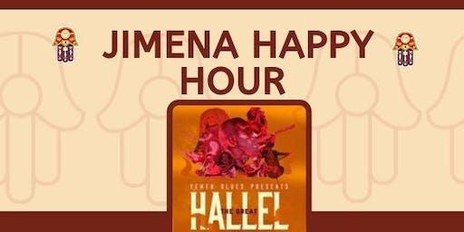 JIMENA Happy Hour + Yemen Blues Plays Hallel