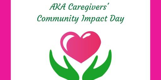 UOO Caregivers Community Impact Day