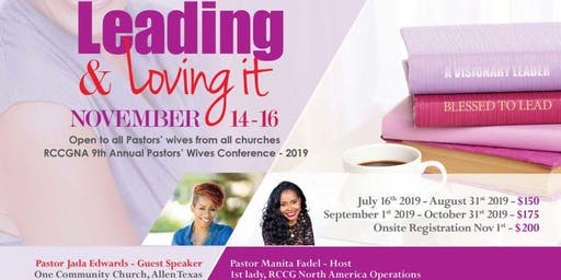 2019 PWF Conference
