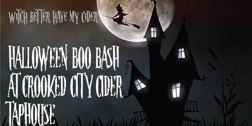 Crooked City Cider Boo Bash