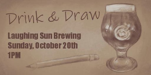 Drink & Draw Figure Drawing