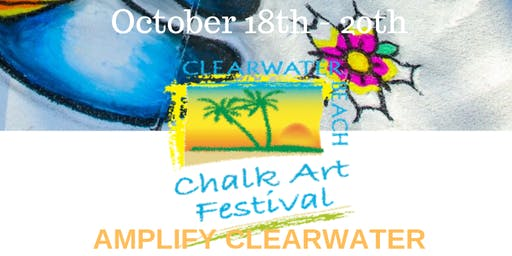 8th Annual Clearwater Beach Chalk Art Festival