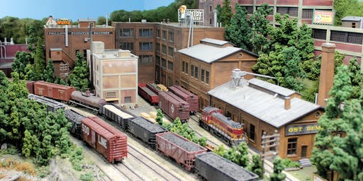 Capital Region Model Railway Tour