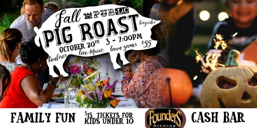 Fall Pig Roast - A Farm Dinner by Republic