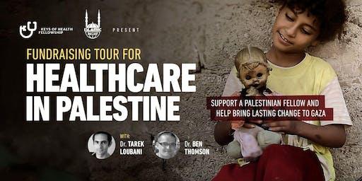 Keys of Health Fellowship in Edmonton: Rebuilding Healthcare in Palestine
