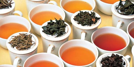 Clover Botanicals - Tea Tasting @ The East Room