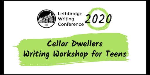 Cellar Dweller Writing Workshop for Teens (WordBridge)