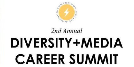 Diversity + Media Career Summit tickets
