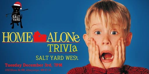 Home Alone Trivia at Salt Yard West