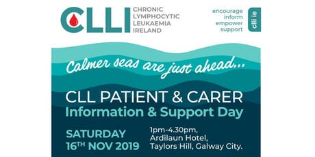 CLL Ireland - Afternoon of Information and Support tickets