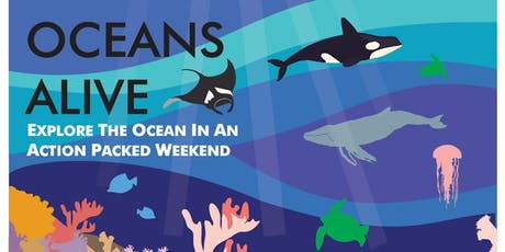 Oceans Alive Aquarium tickets