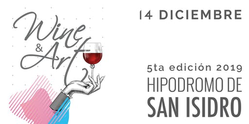 Wine&Art 2019