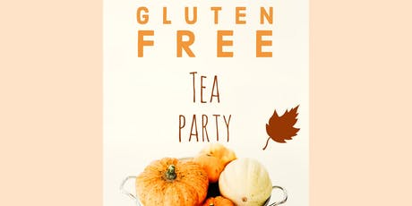 Gluten Free Tea Party tickets