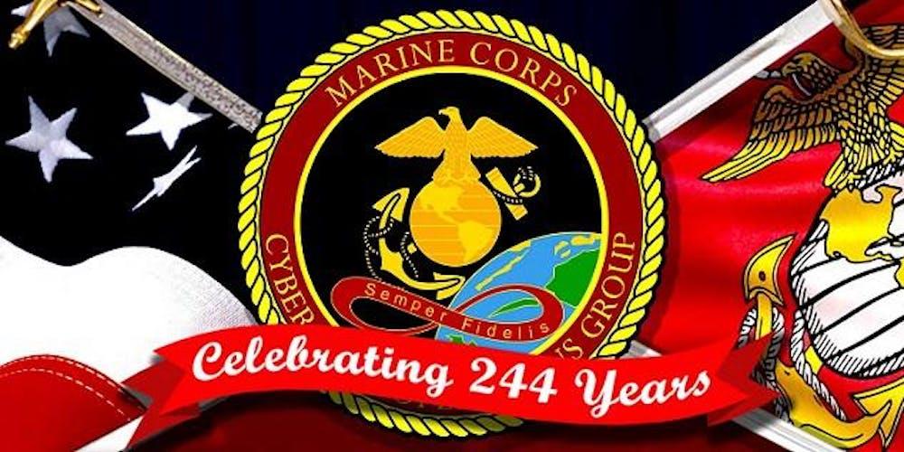 U.S. Marine Corps Birthday